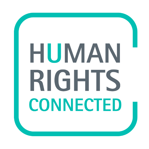 Human Rights Connected Logo