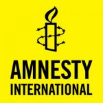 Organization Logo: Amnesty International (AI)