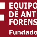 Organization Logo: Argentine Forensic Anthropology Team (EEAF)