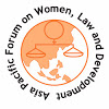 Organization logo: Asia Pacific Forum on Women, Law and Development (APWLD)