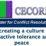 Organization logo: Center for Conflict Resolution