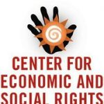 Organization logo: Center for Economic and Social Rights (CESR)