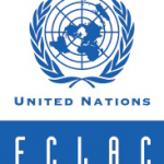 Organization logo: Economic Commission for Latin America (ECLAC)