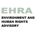 Organization logo: Environment and Human Rights Advisory