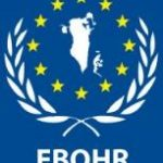 Organization logo: European-Bahraini Organization for Human Rights (EBOHR)