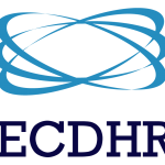 Organization logo: European Centre for Democracy and Human Rights (ECDHR)