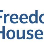 Organization logo: Freedom House