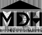 Organization logo: Human Rights House - Congo (MDH Congo)