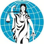 Organization logo: International Association of Prosecutors (IAP)