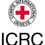 Organization logo: International Committee of the Red Cross (ICRC)