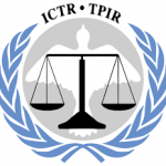 Organization logo: International Criminal Tribunal for Rwanda (ICTR)