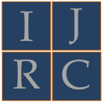 Organization logo: International Justice Resource Center (IJRC)