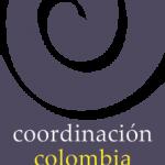 Organization logo: La Coordinacion Colombia – Europa – Estados Unidos (CCEEU)