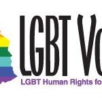 Organization logo: LGBT Voice