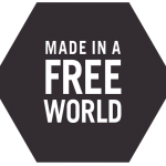 Organization logo: Made In A Free World