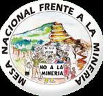 Organization logo: Mesa Nacional Frente Minería Metálica (MNFM)