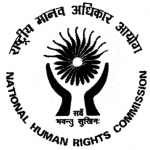 Organization logo: National Human Rights Commission (NHRC)