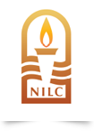 Organization logo: National Immigration Law Center (NILC)