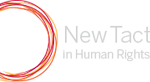 Organization logo: New Tactics in Human Rights