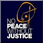 Organization logo: No Peace Without Justice (NPWJ)