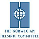 Organization logo: Norwegian Helsinki Committee (NHC)