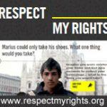 Organization logo: RespectMyRights