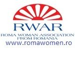Organization logo: Roma Women Association in Romania (RWAR)
