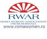 Organization logo: Roma Women Association in Romania (RWAR)