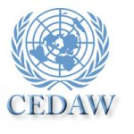 Organization logo: The Committee on the Elimination of Discrimination against Women  (CEDAW)