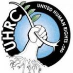 Organization logo: The United Human Rights Council (UHRC)