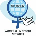 Organization logo: Women's UN Report Network (WUNRN)