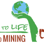 Organization logo: Yes to Life No to Mining