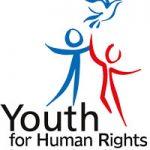 Organization logo: Youth for Human Rights International (YHRI)