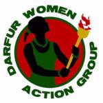 darfur women action group logo