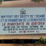 Institut des Droits de l'Homme et de la Promotion de la Démocratie - IDH logo