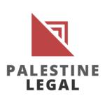 Palestine Legal logo